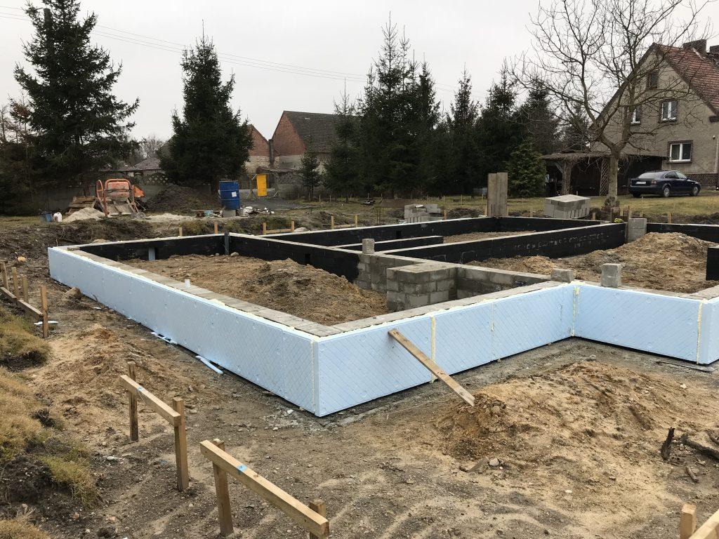 budowa fundamentów, koszt budowy cz.2