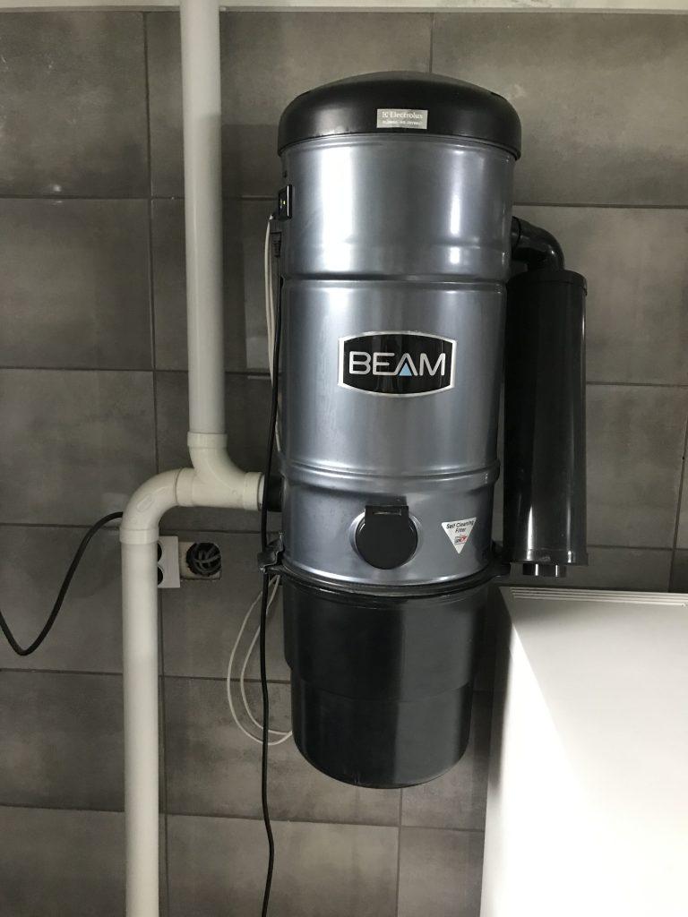 odkurzacz centralny beam